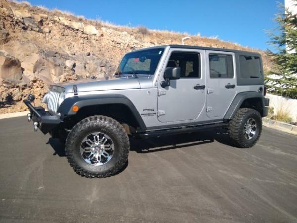 2013 Jeep Wrangler in Prescott Valley, AZ