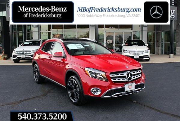 2020 Mercedes-Benz GLA in Fredericksburg, VA