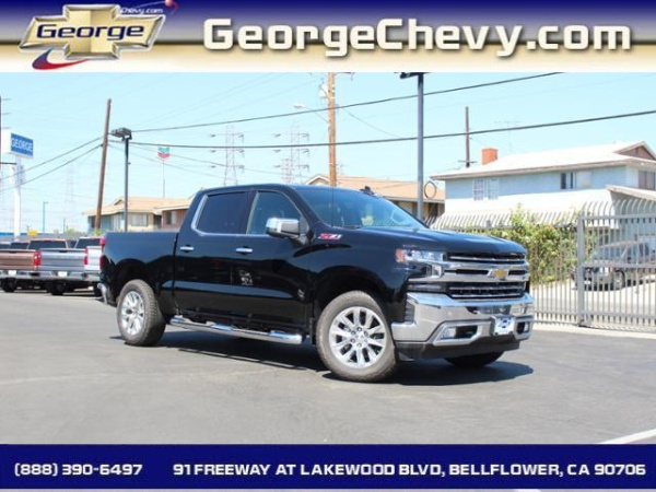 2019 Chevrolet Silverado 1500 in Bellflower, CA