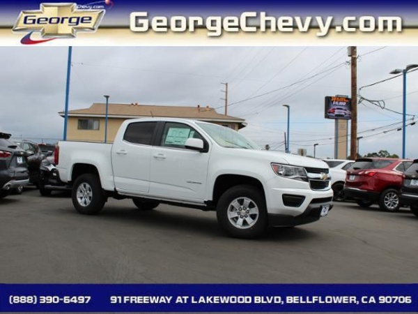 2020 Chevrolet Colorado in Bellflower, CA