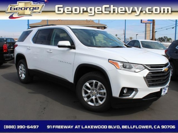 2019 Chevrolet Traverse Lt Cloth With 1lt Fwd For Sale In