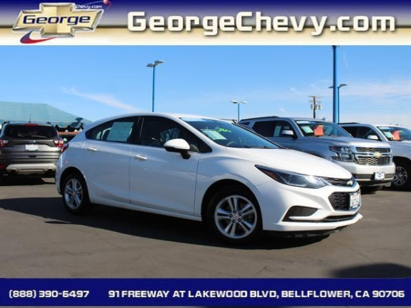 2017 Chevrolet Cruze in Bellflower, CA