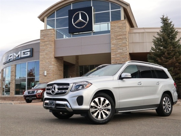 2019 Mercedes-Benz GLS in Westminster, CO