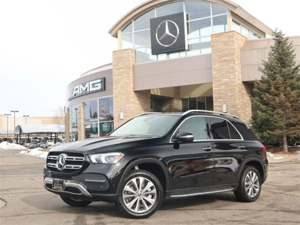 2020 Mercedes-Benz GLE in Westminster, CO
