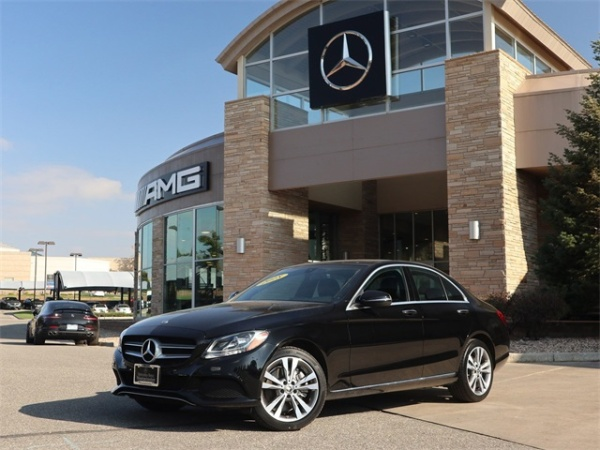 Mercedes Benz Westminster >> 2018 Mercedes Benz C Class C 300 4matic Sedan For Sale In
