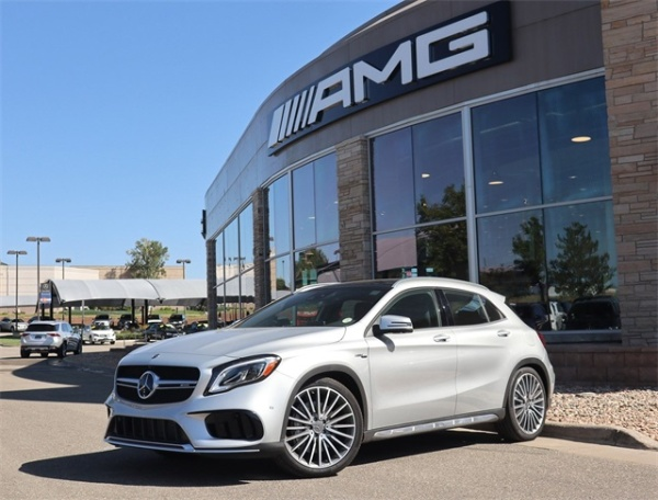 Mercedes Benz Westminster >> 2019 Mercedes Benz Gla Amg Gla 45 4matic For Sale In