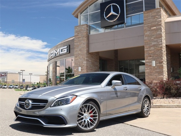 Mercedes Benz Westminster >> 2015 Mercedes Benz Cls Cls 63 Amg S Model 4matic For Sale In
