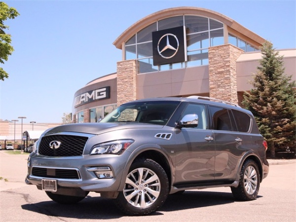 2017 INFINITI QX80 in Westminster, CO