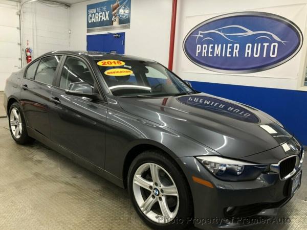 2015 BMW 3 Series in Palatine, IL