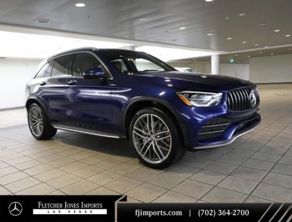 2020 Mercedes-Benz GLC in Las Vegas, NV