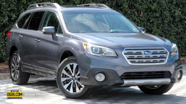 2017 Subaru Outback in San Jose, CA