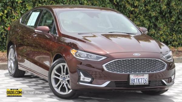 2019 Ford Fusion in San Jose, CA