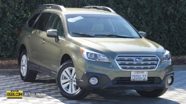 2017 Subaru Outback in San Jose, CA