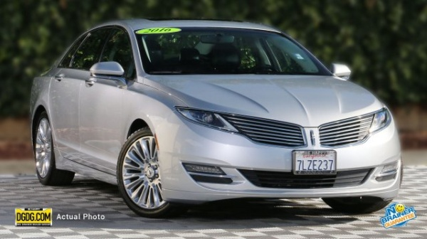 2011 Lincoln MKZ Hybrid Prices, Reviews and Pictures | U.S. News ...