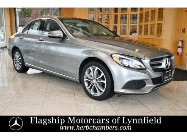 2016 Mercedes-Benz C-Class in Lynnfield, MA