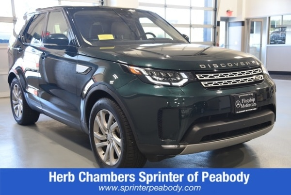 2017 Land Rover Discovery in Lynnfield, MA