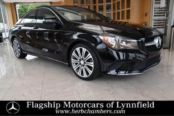 2017 Mercedes-Benz CLA in Lynnfield, MA