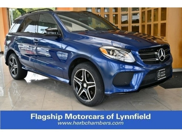 2017 Mercedes-Benz GLE in Lynnfield, MA