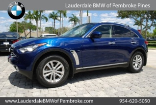 Infiniti Fort Lauderdale >> Used Infiniti Qx70 For Sale In Fort Lauderdale Fl 27 Used