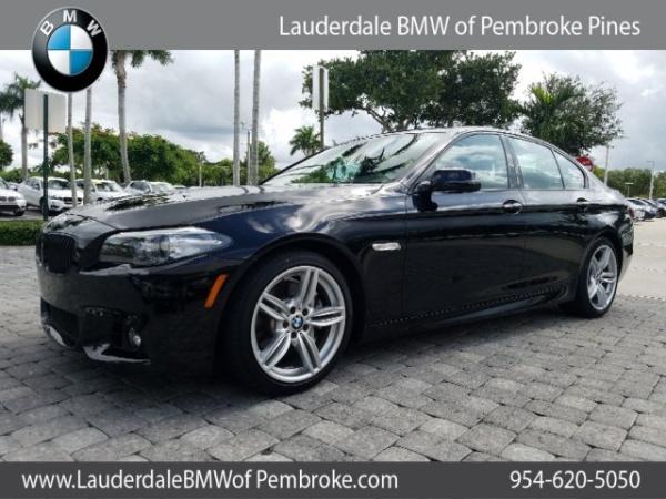 2016 BMW 5 Series in Fort Lauderdale, FL