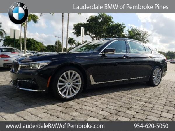 2016 BMW 7 Series in Fort Lauderdale, FL