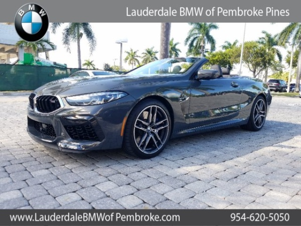 2020 BMW M8 in Fort Lauderdale, FL
