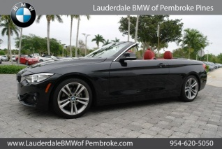 2016 Bmw 4 Series 428i Convertible Sulev For In Fort Lauderdale Fl