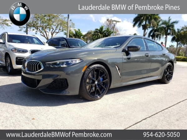 2020 BMW 8 Series in Fort Lauderdale, FL