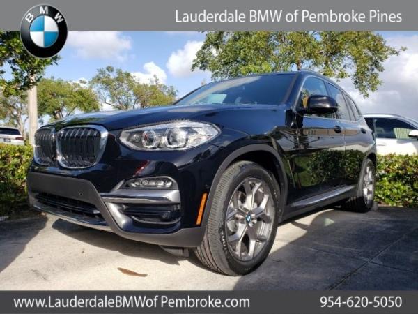 2020 BMW X3 in Fort Lauderdale, FL