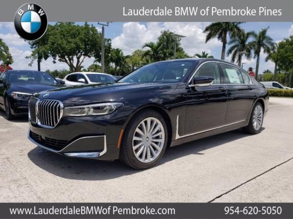 2021 BMW 7 Series in Fort Lauderdale, FL