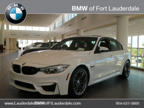 2016 BMW M3 in Ft. Lauderdale, FL