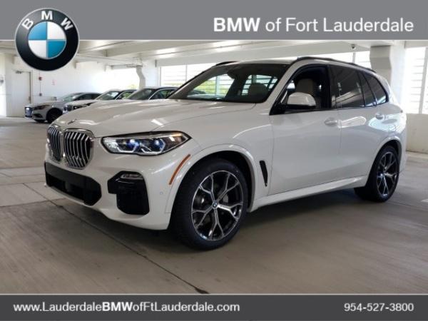 2020 BMW X5 in Ft. Lauderdale, FL
