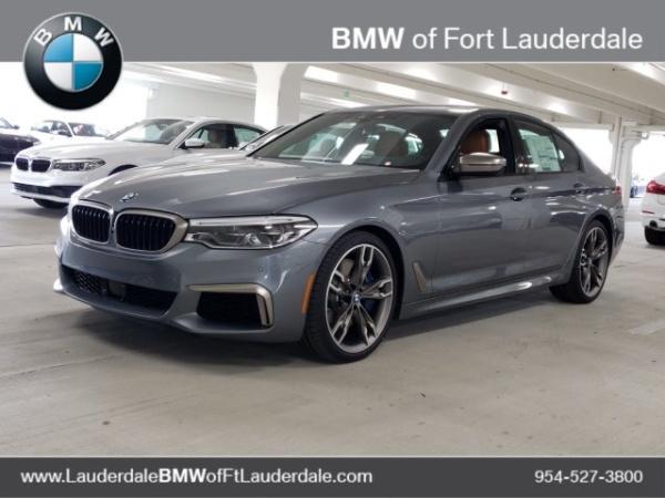 2020 BMW 5 Series in Ft. Lauderdale, FL