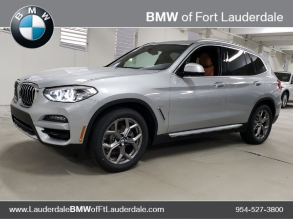 2020 BMW X3 in Ft. Lauderdale, FL