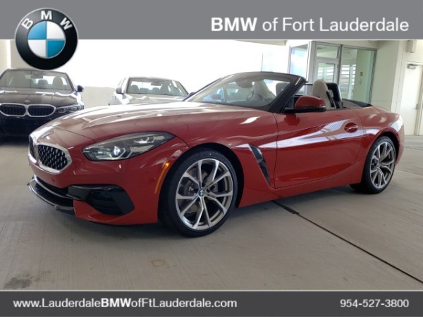 2020 BMW Z4 in Ft. Lauderdale, FL