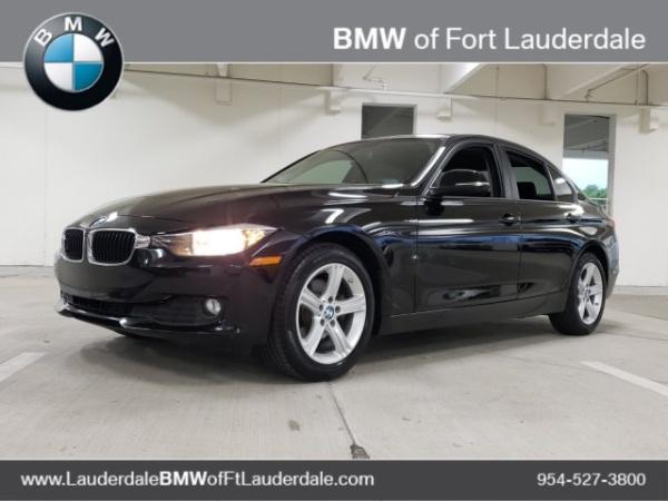 2015 BMW 3 Series in Ft. Lauderdale, FL