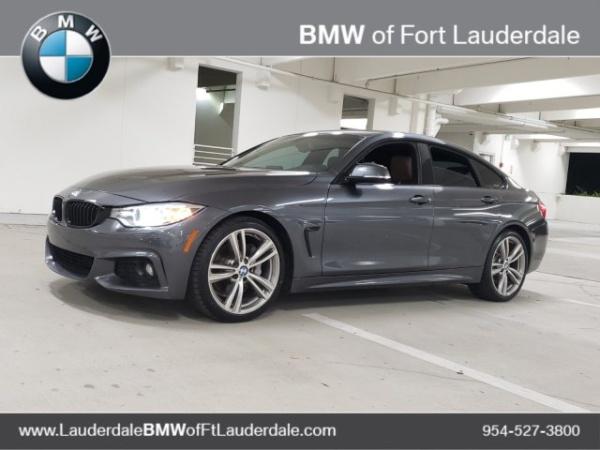 2017 BMW 4 Series in Ft. Lauderdale, FL