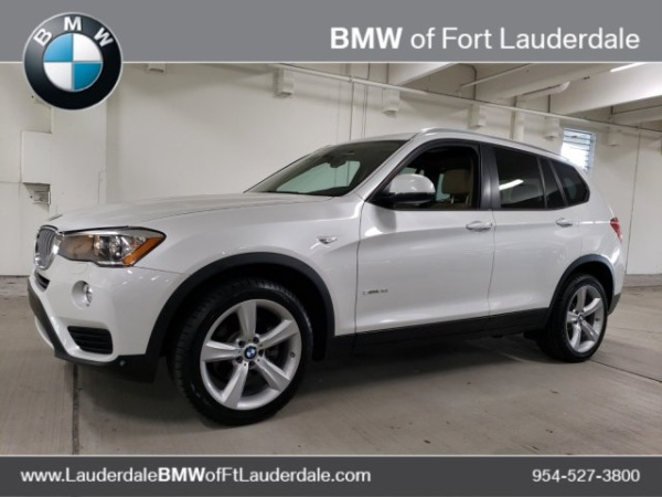 2017 BMW X3 in Ft. Lauderdale, FL