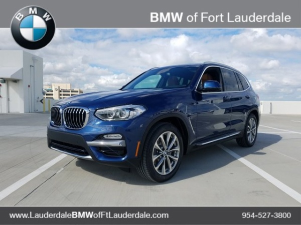 2019 BMW X3 in Ft. Lauderdale, FL