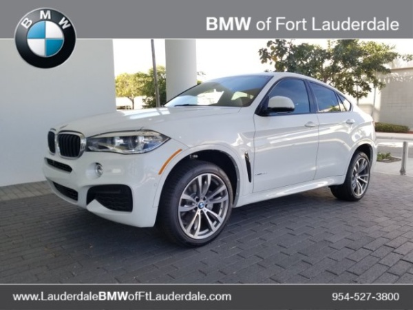 2019 BMW X6 sDrive35i