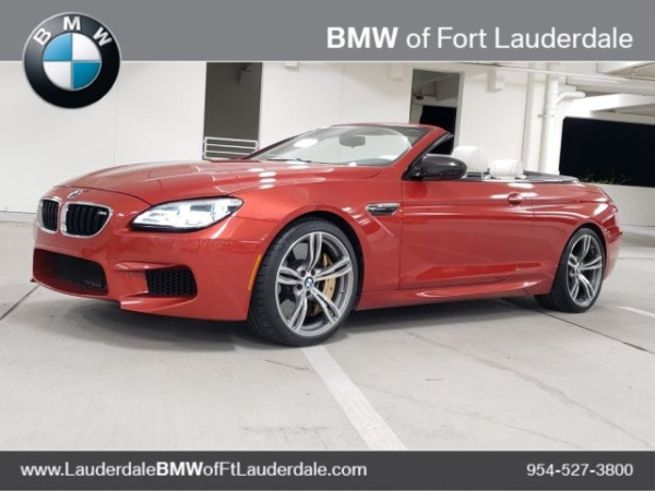 2018 BMW M6 in Ft. Lauderdale, FL