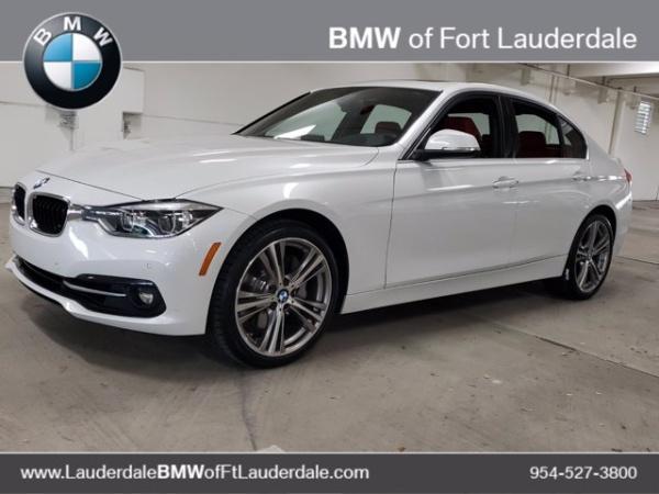 2017 BMW 3 Series in Ft. Lauderdale, FL