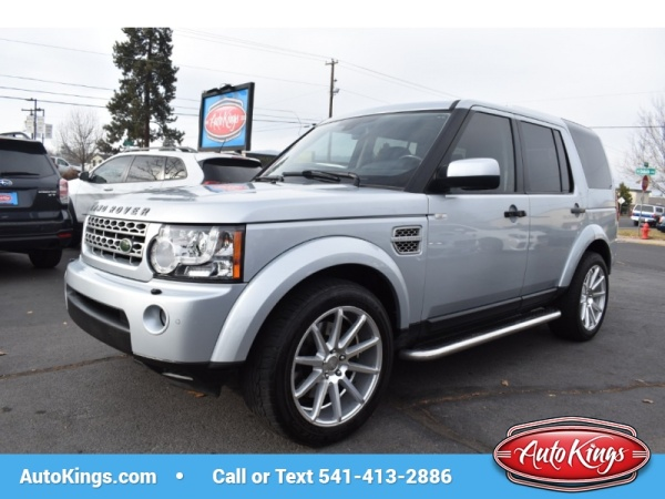 2010 Land Rover LR4 in Bend, OR