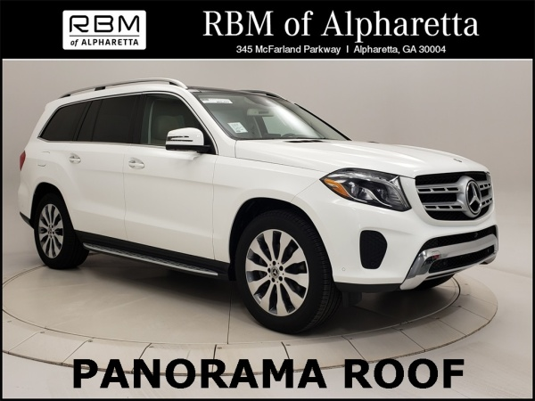 2019 Mercedes-Benz GLS in Alpharetta, GA
