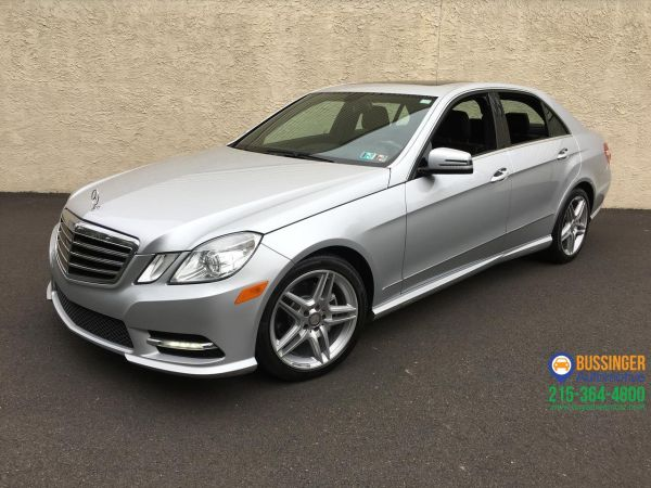 2013 Mercedes-Benz E-Class in Feasterville, PA