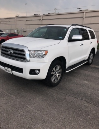 2016 Toyota Sequoia Limited 5 7l Rwd For In Houston Tx