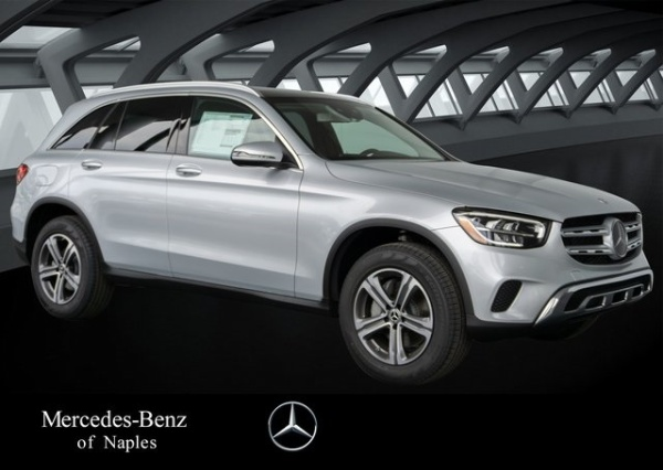 2020 Mercedes-Benz GLC in Naples, FL