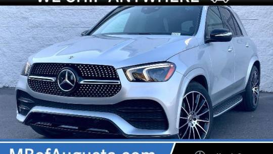 2021 Mercedes-Benz GLE