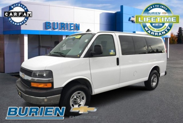 2017 Chevrolet Express Passenger in Burien, WA
