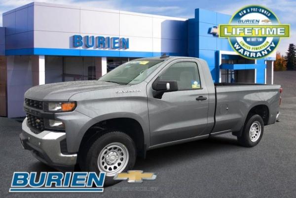 2020 Chevrolet Silverado 1500 in Burien, WA